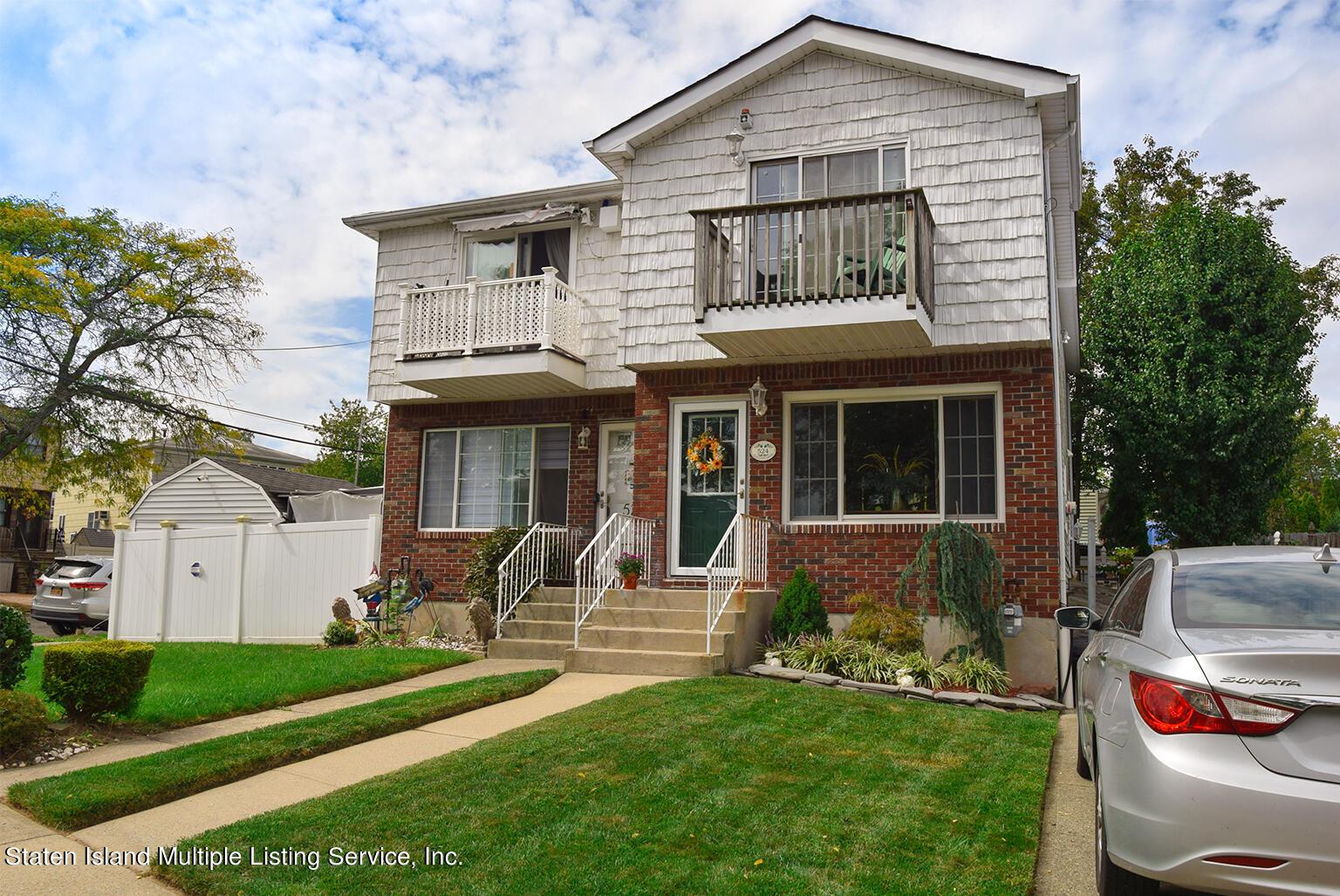 Single Family - Semi-Attached in Eltingville - 524 Tennyson Drive  Staten Island, NY 10312