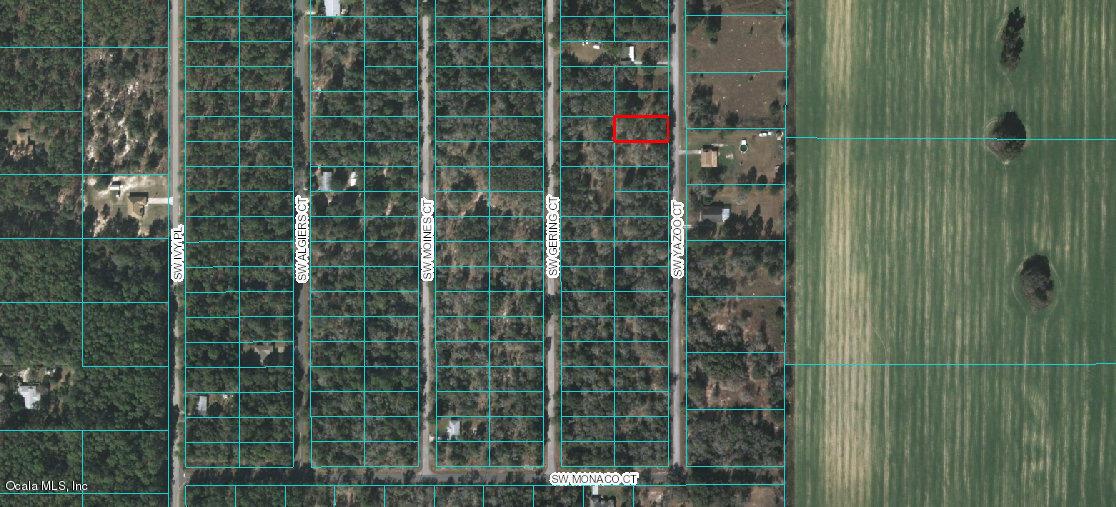 Lot 14 SW Yazoo Ct., Dunnellon, FL 34431