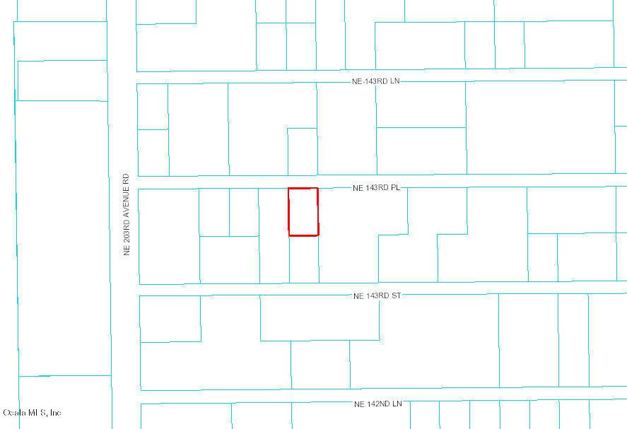 0 NE 143 Street, Fort McCoy, FL 32134