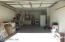 Garage with Opener and Side Door