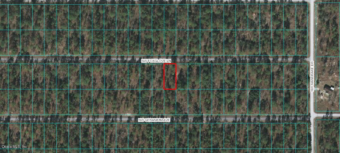 Lot 22 NW Foxglove Ln, Dunnellon, FL 34431