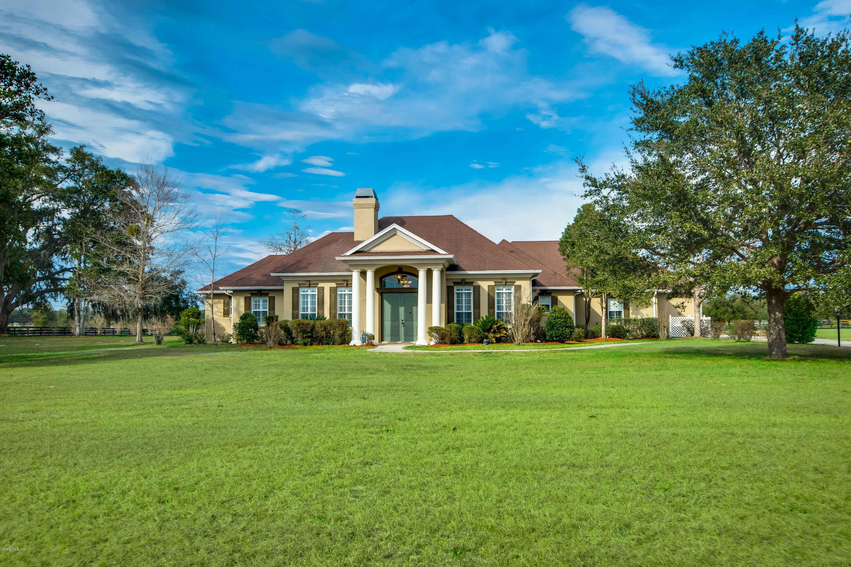 Custom home on 3.8 acres