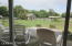 View of Pastures from Screened Porch