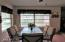 Family Room or additional Dining