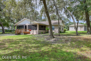 3 acres offering gorgeous setting