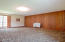 21X16 MASTER BEDROOM W/CUSTOM WOOD ACCENTS & WALK IN CLOSET. WINDOW FACES FRONT PASTURE