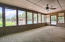 VIEW THIS! LANAI W/EXTERIOR DOOR AND SLIDERS TO KITCHEN ON RIGHT