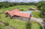 Aerial of Home, Pool, Barn and Property