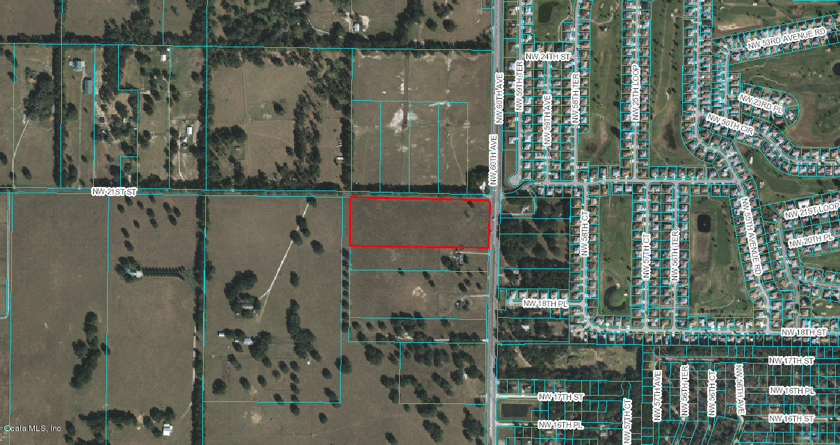0 NW 60th Avenue, Ocala, FL 34470
