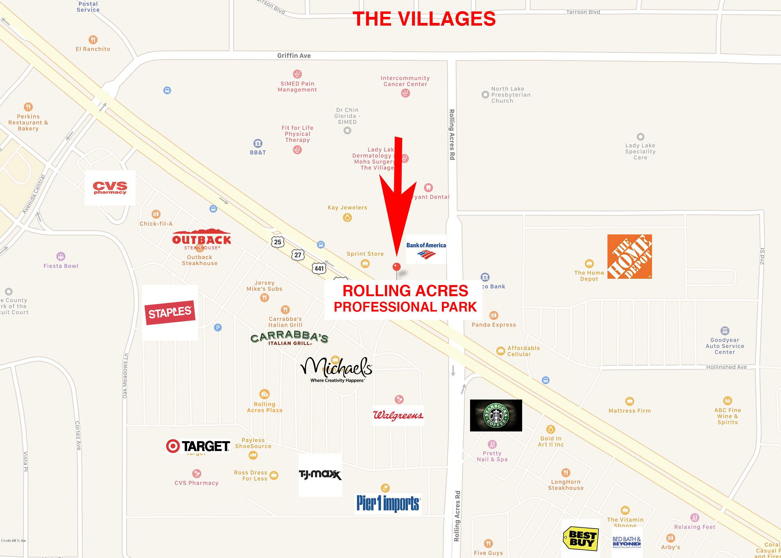 929 Us Highway 441, Lady Lake, FL, 32159 | ERA Grizzard Real Estate