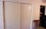 Foyer closets