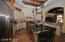 GRANITE COUNTER TOPS, TOP OF THE LINE APPLIANCES IN THIS FABULOUS KITCHEN