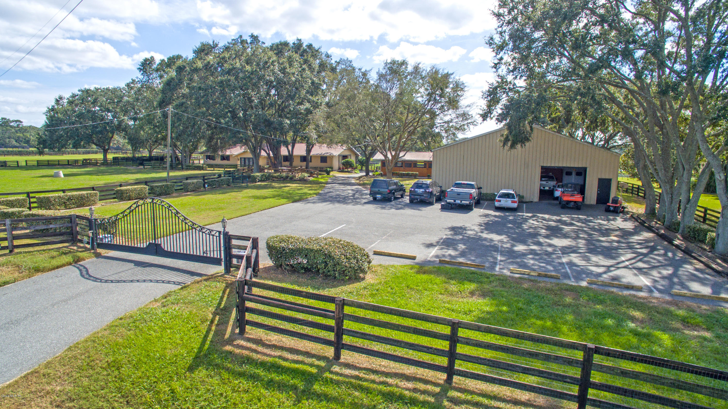 25 Acre Ocala, Florida Horse Farm for Sale #OHP4680 – Ocala