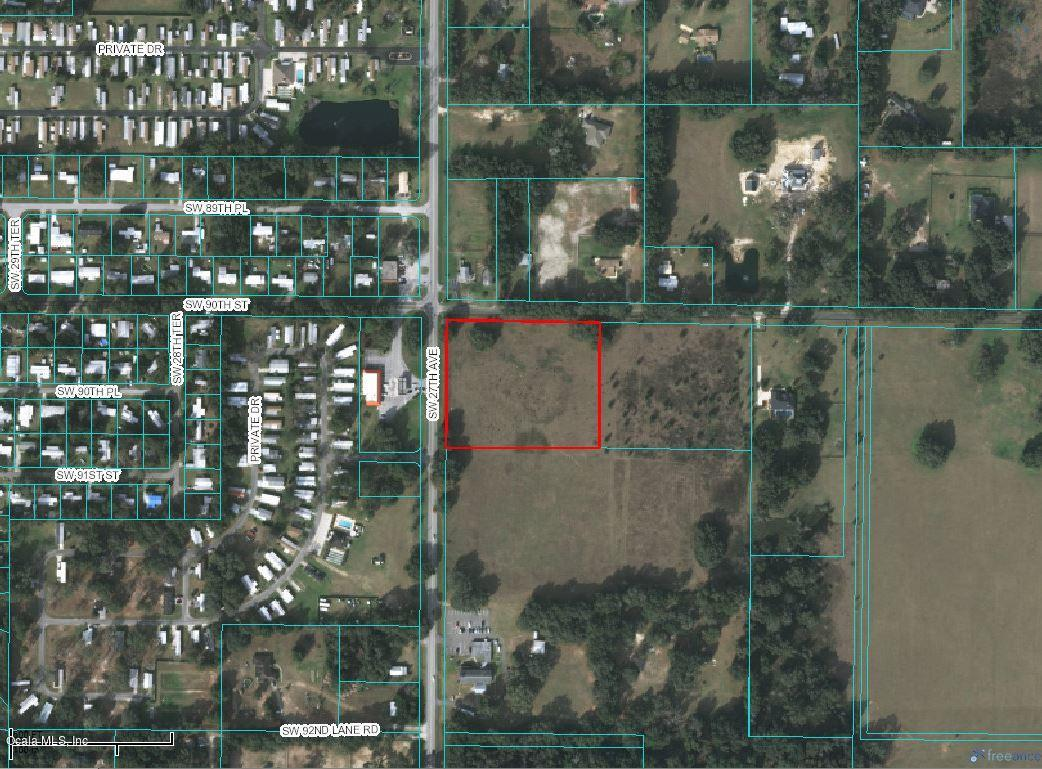 0000 SW 27th Avenue, Ocala, FL 34476