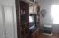 3rd bedroom used as den