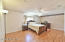 The oversized Master Bedroom Suite is located at the back right corner of the home