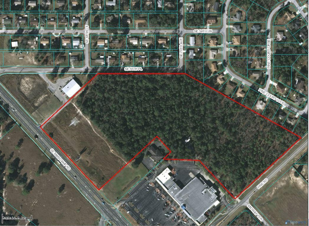 12 8 Acre Ocala, Florida Land for Sale – OHP5313 – Ocala Horse