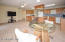 Kitchen/Great Room features a Solar tube which provides additional natural light