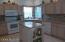 Kitchen, alternate view