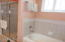 Master Bathtub, Separate Shower