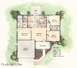 13589 SE 100th Avenue, Belleview, FL 34420