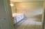 Master Bath w/linen closet