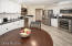 Eat-in Kitchen - newer stainless appliances