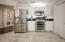 Eat-in Kitchen - under cabinet lighting