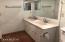 Vanity - master bathroom