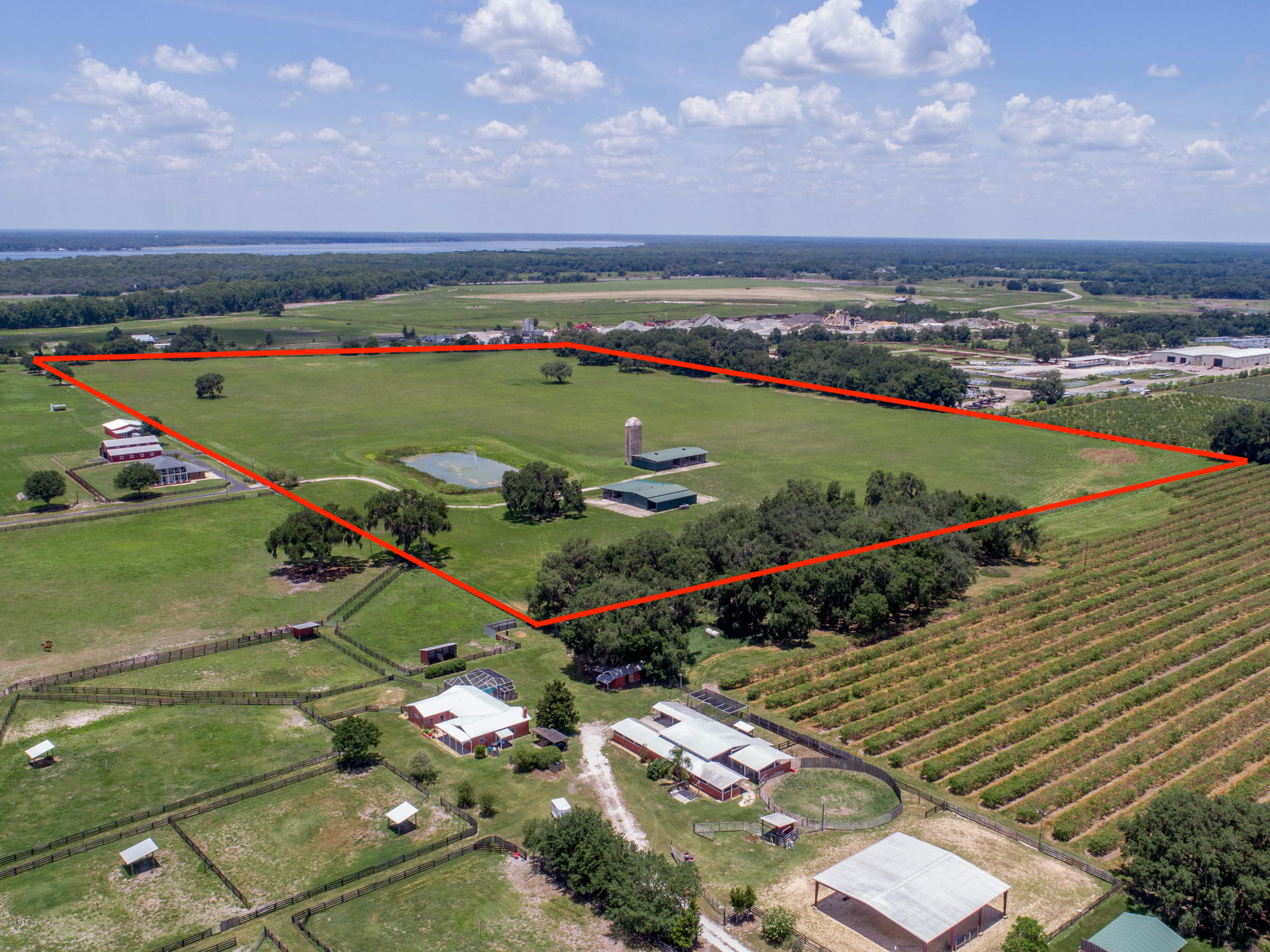 46 98 Acre Ocala, Florida Land For Sale – OHP6198 – Ocala
