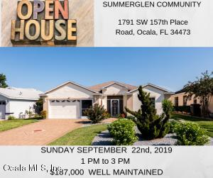 1791 SW 157th Place Road, Ocala, FL 34473