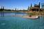 Quarry Infinity Pool view