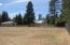 Back of Barn, Paddocks, house and fenced yard.