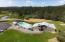 Clubhouse and seasonal swimming pool