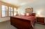 Spacious Master Suite, one of two