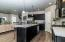 Interior of finished home - finishes will vary