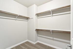 Hudson - Master Walk-In Closet