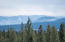 Beautiful views off the deck - looking at the Paulinas and Lava Butte. Zoom photo.