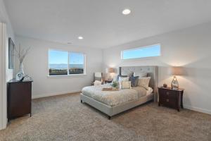 Middleton - Master Bedroom