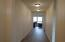 Looking down entry foyer to Great Room;Finishes may vary