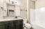Main Bath; Same plan;finishes may vary