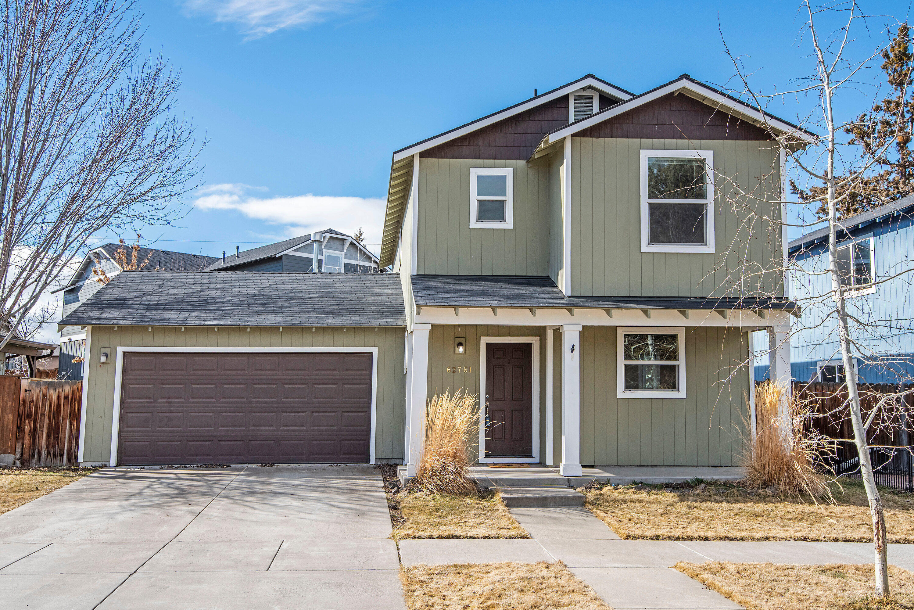 Cute craftsman in great NE neighborhood close to schools and shopping! New wood laminate floors, open floor plan, gas fireplace, all bedrooms upstairs, gas forced air heat and sunny landscaped yard with gardening space.