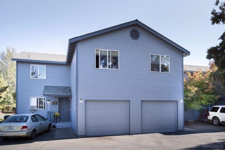 Fully rented 4-plex in NE Bend.  Each Unit is 3 Bedroom, 2.5 Bath.  All units were remodeled three years ago with vinyl plank flooring and new cabinetry.  Each Unit has a single-car garage and W/D hook-ups.