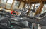 The fitness center, complete with locker rooms is a comprehensive fitness and exercise facility for a vigorous or moderate healthful experience. Fitness Center is included in HOA fees.