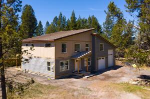 The exterior still needs, paint, decks and driveway
