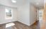 bonus room as you enter the home
