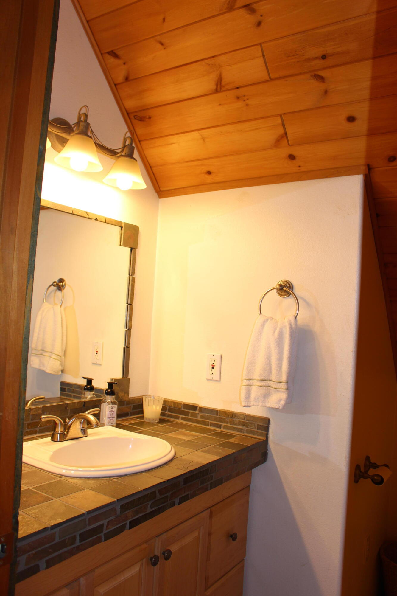13. Loft Bathroom