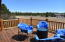 Magnificent Views Off the balcony-