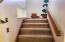 Stairs to upstairs landeing