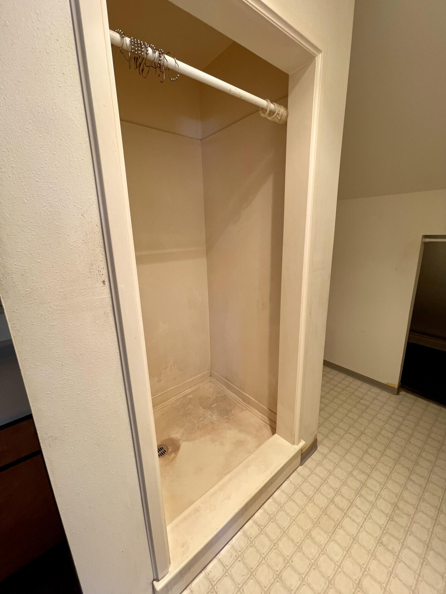 ADU Bathroom shower